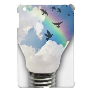 Light Bulbs Actually Spur Bright Ideas iPad Mini Cases