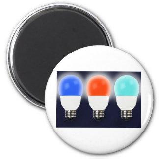Light Bulbs Magnet