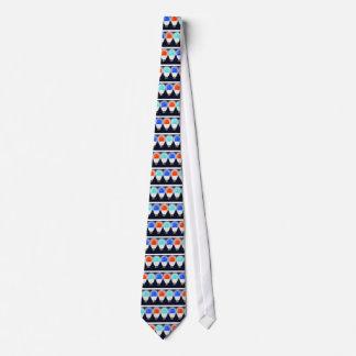 Light Bulbs Neck Tie