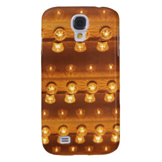 Light Bulbs On Ceiling (Background) Samsung Galaxy S4 Cover