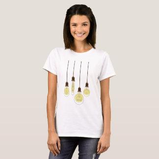 Light Bulbs T-Shirt
