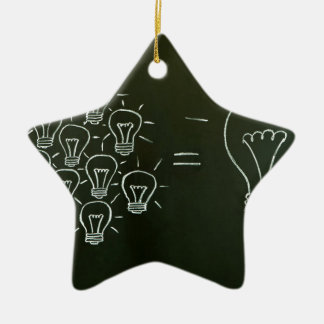 Light bulbs teamwork concept.jpg ceramic ornament