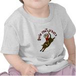Light Bull Rider Tee Shirts