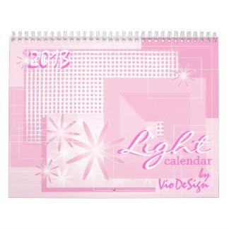 LIGHT calendar