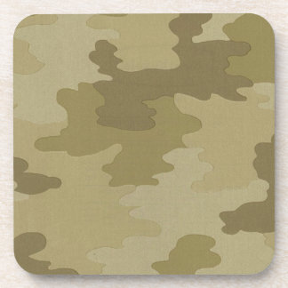 Light Camouflage Coasters