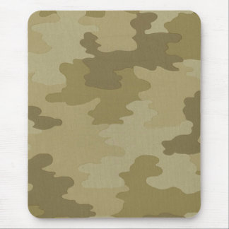 Light Camouflage Mouse Pad