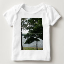 Light Candle Baby T-Shirt