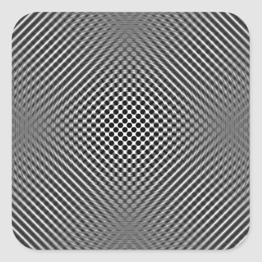 Light carbon fiber skin square sticker