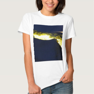 Light Cavern in the Snow T-shirt