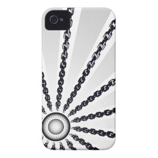 Light Chains iPhone 4 Cases
