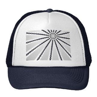 Light Chains Mesh Hat