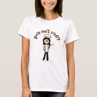 Light Chef Girl T-Shirt