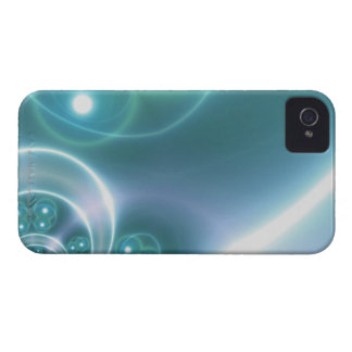 Light Circles iPhone 4 Case