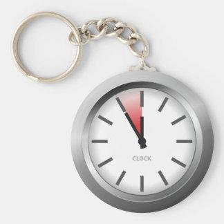 Light Clock Key Chain
