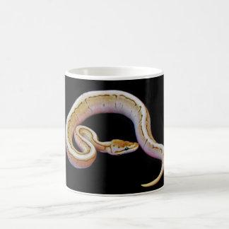 Light Colored Ball Python Coffee Mug