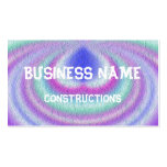 Light colored pattern of line Double-Sided standard business cards (Pack of 100)