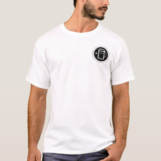 Light colored shirts, smaller front logo T-Shirt