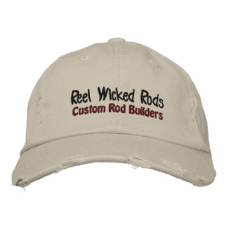Light colored Wicked hat