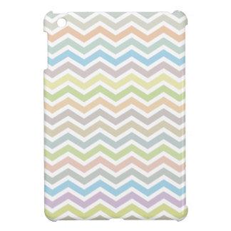 Light Colors ZigZag Pattern iPad case Case For The iPad Mini