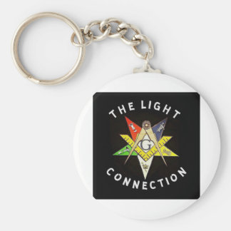 Light Connection Keychain