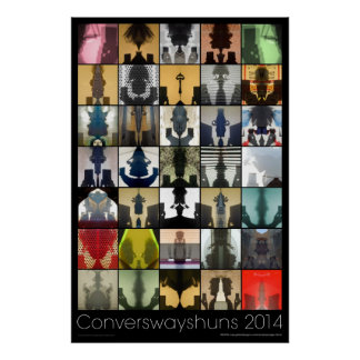 Light Converswayshuns with My Dark Side poster