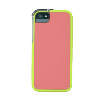 Light Coral Classic Colored iPhone 5 Covers