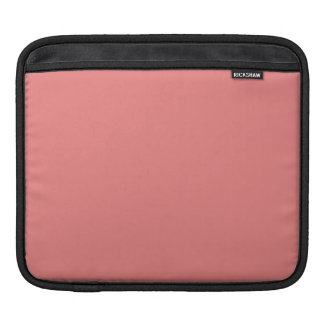 Light Coral Classic Colored Sleeve For iPads