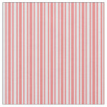 [ Thumbnail: Light Coral & Lavender Colored Pattern Fabric ]