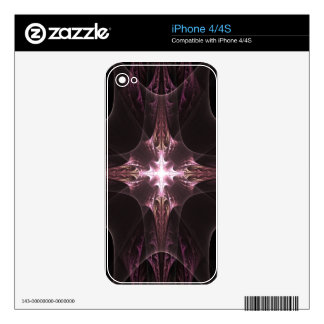 Light Cross Decals For The iPhone 4S