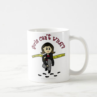 Light CSI Detective Coffee Mug