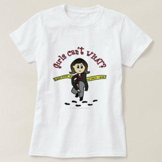 Light CSI Girl T-Shirt