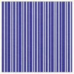 [ Thumbnail: Light Cyan and Blue Lined Pattern Fabric ]