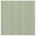 [ Thumbnail: Light Cyan and Dark Olive Green Colored Pattern Fabric ]