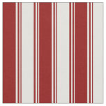 [ Thumbnail: Light Cyan and Dark Red Striped/Lined Pattern Fabric ]