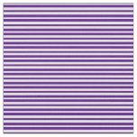 [ Thumbnail: Light Cyan and Indigo Pattern Fabric ]