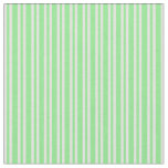 [ Thumbnail: Light Cyan and Light Green Colored Lines Fabric ]