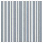 [ Thumbnail: Light Cyan and Light Slate Gray Pattern Fabric ]