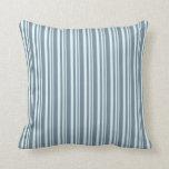 [ Thumbnail: Light Cyan and Light Slate Gray Pattern Pillow ]