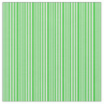 [ Thumbnail: Light Cyan and Lime Green Pattern Fabric ]