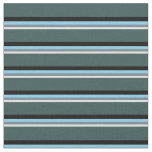 [ Thumbnail: Light Cyan, Slate Gray, Sky Blue, Black & Gray Fabric ]