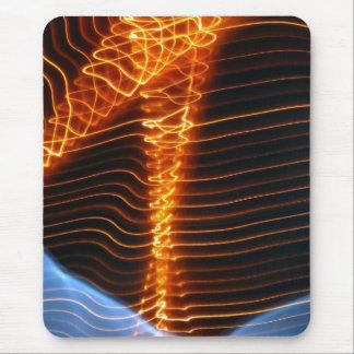 light cyclone mouse pad