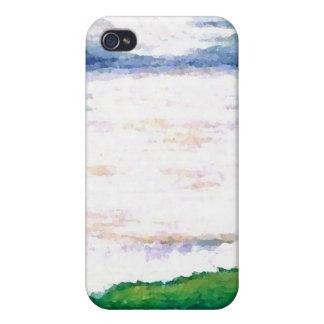 Light Dance on the Sea CricketDiane Ocean Art iPhone 4/4S Cases