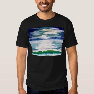 Light Dance on the Sea CricketDiane Ocean Art T-shirt