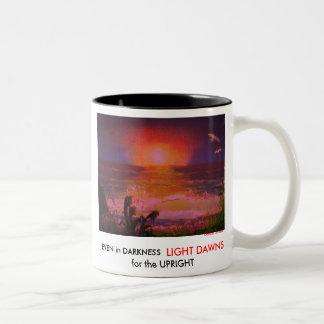 LIGHT DAWNS Mug