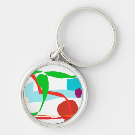 Light Day by Day Guaranteed White Road Keychain