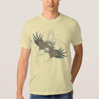 Light de Rev Men's atómico Camisas
