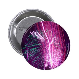 Light Display Pinback Button