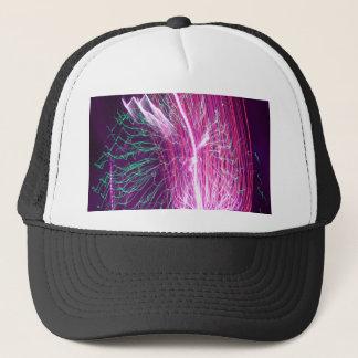 Light Display Trucker Hat