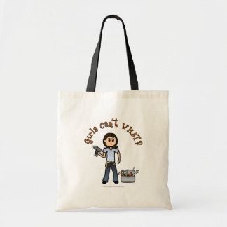 Light Do-It-Yourself Diva Tote Bag