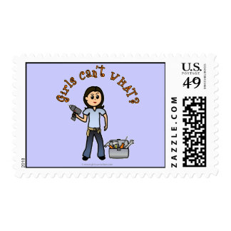 Light Do-It-Yourself Diva Postage